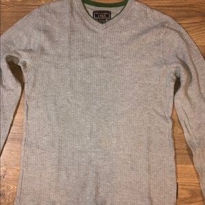 Abercrombie & Fitch large grey shirt